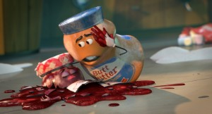 Peanut Butter and Jelly in Columbia Pictures' SAUSAGE PARTY.
